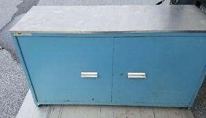 Vidmar Tool Cabinet By Stanley