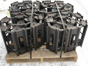 brand New Over The Tire Steel Skid Steer Tracks For Thomas 255