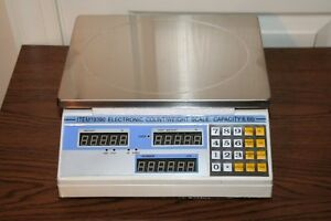 Northern Industrial Electronic Count Weight Scale Model 19390