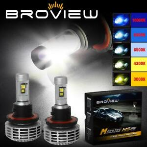 9008 H13 Led Headlight High Low Beam Conversion Bulb Broview M Series M5