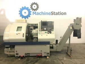Okuma Crown L1060 762s Cnc Turning Center Lathe 8 Chuck Osp u100l Mori Sl