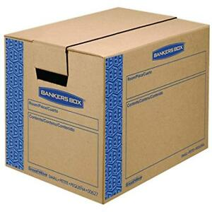 Smoothmove Record Storage Boxes Prime Moving Boxes Tape free Fastfold Easy 16