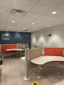 Herman Miller Resolve Cubicles modern Compact Attractive
