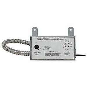 Iliving Thermostat And Humidistat Control