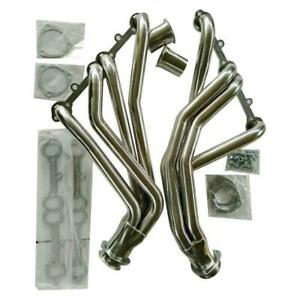 Stainless Manifold Long Tube Header Exhaust For 90 99 Chevy Gmc 5 0l 5 7l V8
