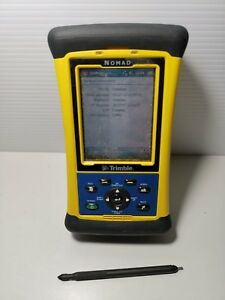 Trimble Nomad Data Collector Ecl fyp2hed 00 Egl myphedc2 Gps Bluetooth