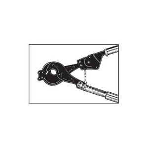 Hk Porter 8613fsk Replacement Cutterhead 8690fsk Ratchet type Soft Cable Cutter