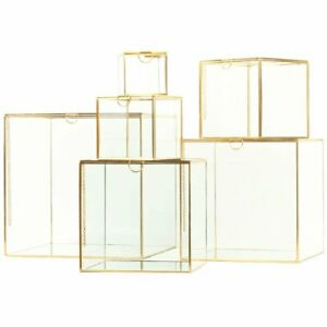 Koyal Wholesale Museum Display Cases Cube Boxes