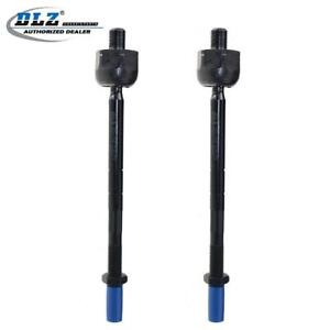 2 Dlz Suspension Inner Tie Rod End For 1998 2011 Ford Ranger