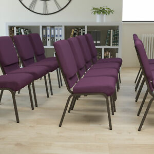 18 5 w Stackable Church reception Guest Chair