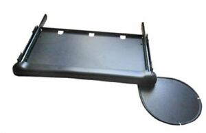 Kv Keyboard Slide Out Tray Kd Series With Mouse Pad Black Partno Kd 110