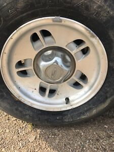 95 96 97 99 Ford Ranger 15x7 2wd Aluminum Wheel 10 Holes