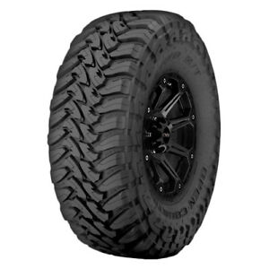4 New 35x12 50r20 Toyo Open Country Mt 125q F 12 Ply Black Sidewall Tires