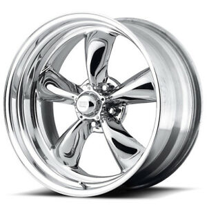 4 14 Inch Ar Vn505 Torq Thrust 2 14x6 5x114 3 5x4 5 2mm Polished Wheels Rims