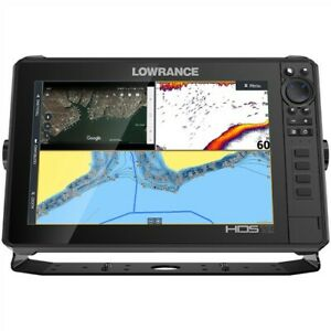 Lowrance HDS12 Live MFD With 3 In 1 Transducer