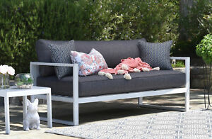 Elle Decor Paloma Sofa With Cushions