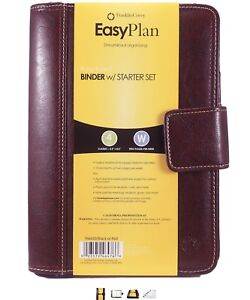 Franklin Covey Classic Binder Leather