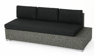 Orren Ellis Easton In Gordano Patio Sofa With Cushion