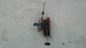 1973 1984 Chevy Gmc Truck K5 Blazer Jimmy Clutch Brake Pedal Assembly Oem