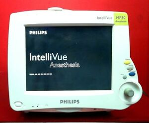 Philips Mp30 Intellivue M8002a Patient Vital Signs Monitor De52614908