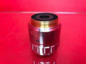 Olympus Neo Splan 5x0 13 F 180 Microscope Objective Great Condition