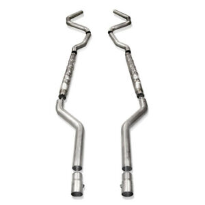 Stainless Works Ca679lsch Camaro 1967 69 Exhaust 3 Stainless No X pipe