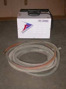 American Turbine Inc At 2000 Hvlp Paint Sprayer Machine W Hose