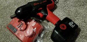 Snap on 18v Cordless Impact Ct4850 W battery And New Charger