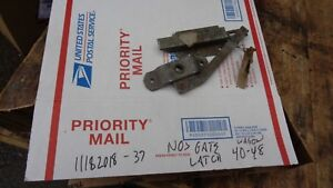 Ford Woodie Tailgate Latch Assembly N o s 1940 1941 1942 1946 1947 1948