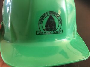 Los Angeles County Hard Hat Construction Helmet Schuberth Emergency Responseteam