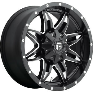 20x9 Black Fuel Lethal 6x135 6x5 5 1 Wheels Open Country Mt 35 Tires