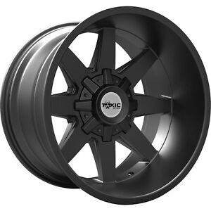 20x12 Black Widow 6x135 6x5 5 51 Wheels Open Country Mt 35x12 50r20 Tires