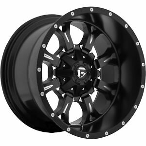 20x10 Black Krank D517 6x135 6x5 5 12 Wheels Open Country Mt 35x12 5x20 Tires