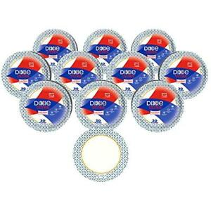 Paper Plates Plates 8 1 2 300 Count 10 Packs Of Lunch Or Light Dinner Size
