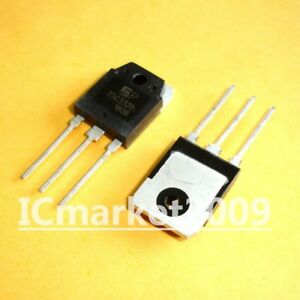 10 Pcs 2sc3320 To 247 Triple Diffused Planer Type High Voltage High Speed Switch