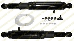 Monroe Rear Load Leveling Max Air Shock Absorber Kit Pair Lh Rh For Gm Truck