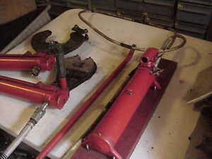 Wire Cable Cutter Hydraulic Powered By Dsc