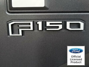 2019 Ford Raptor Tailgate F 150 Emblem Overlay Vinyl Decal Stickers Panel F150