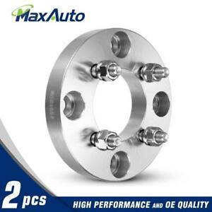 2 1 0 Inch Silver Wheel Adapters 4x130 Vehicle To 4x100 Wheel For Vw Bug Beetle