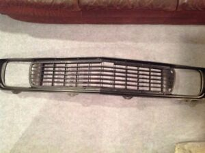Nos 1969 Camaro Rally Sport Rs Black Grille Gm 3938641
