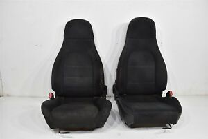 1990 1997 Mazda Miata Mx 5 Seat Assembly Pair Front Left Right Lh Rh 90 97