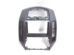 2007 2008 2009 2010 Ford Edge Center Dash Radio Bezel With Air Vents Oem 46d