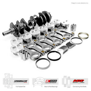 Fit Chevy Sbc 350 3 750 383 Ci 2pc seal Rotating Assembly Kit Fits Outlaw