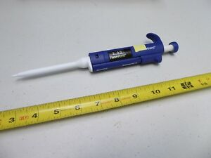 Fisherbrand Finnpipette Variable Pipette Fixed 2 Ul Pipet Fisher Brand Excellent