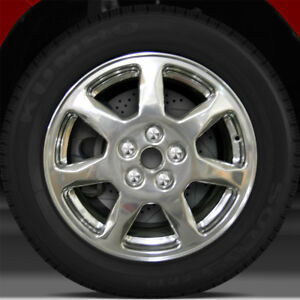 17x7 5 Factory Wheel Full For 2001 2004 Cadillac Seville