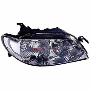 New Head Light Lens And Housing Right Fits 2002 2003 Mazda Protege5 Bn5v510k0c