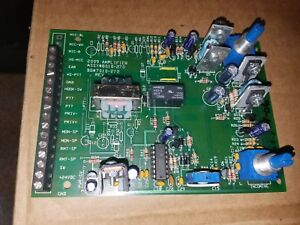 Cornell 2009 Audio Amplifier Board For 4500 System
