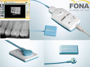 New Rvg Fona Schick Sensor Size 2 Kit Cdrelite Digital X ray Intraoral Dental