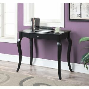Convenience Concepts Solid colored Wood Veneer French Provence 36 inch Desk