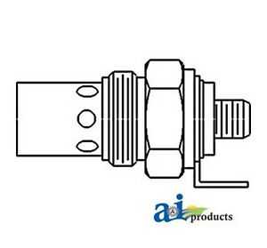 A And I 5161845 Heater Plug For Fiat Industrial construction Fiat Tractor